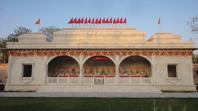 At the Sati-gate