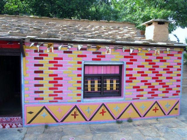 Kumaoni Village House
