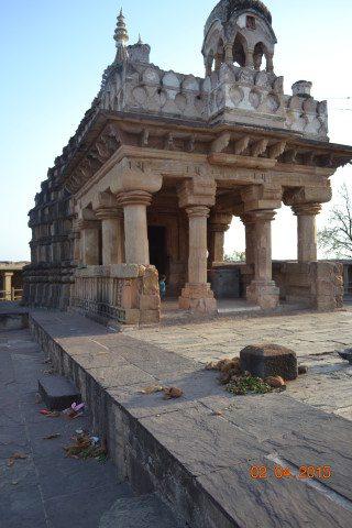 Main Chousath Yogini Temple