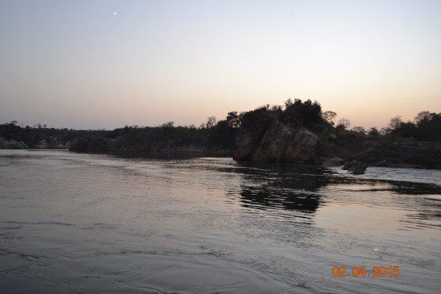 Narmada at Bheda Ghat