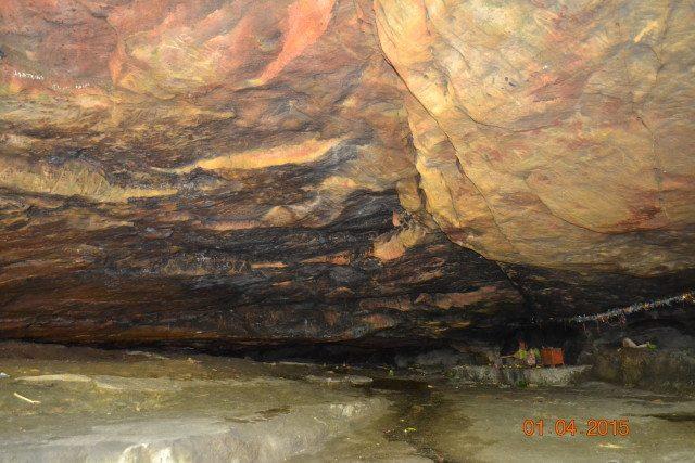Parvati Cave