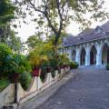Circular Garden Road to Bishop's House