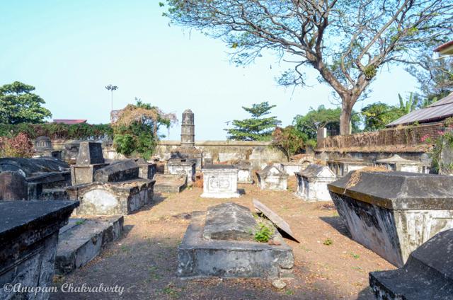The Dutch Cemetery, Fort Kochi