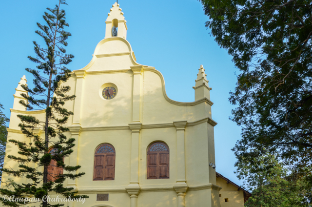 St. Francis Church, Fort Kochi