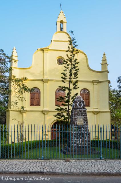St Francis Church, Fort Kochi