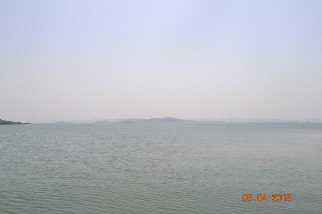 View at Bargi