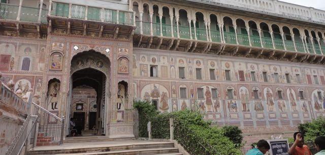 Classic Nawalgarh : Special Frescos