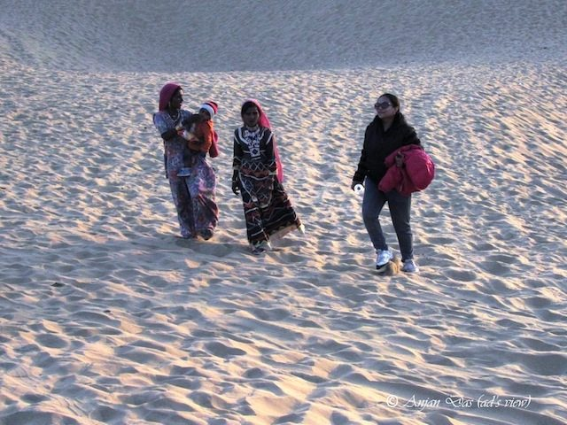 Sam Desert, Jaisalmer