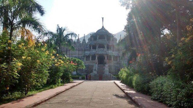 मंदिर का प्रथम दृश्य