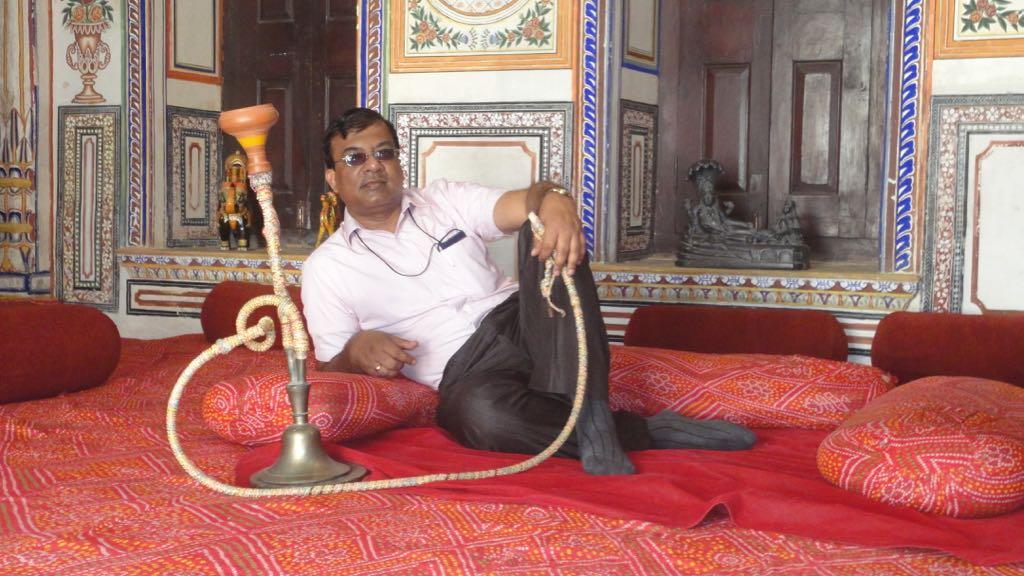 navalgar roop niwas heritage