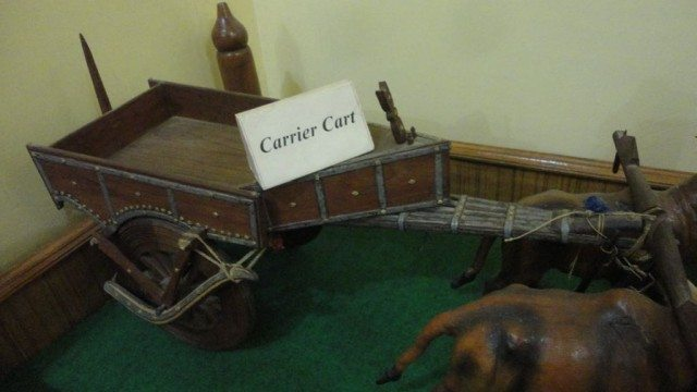 Carrier Cart – Model 1