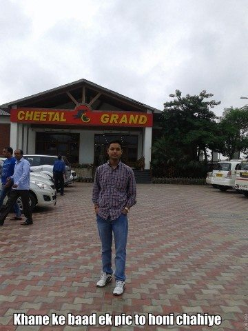 At cheetal grand