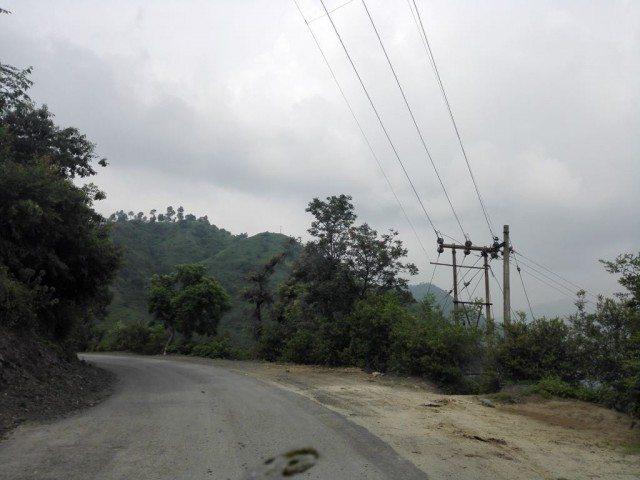 Chail- a virginal suburb of Himachal Pradesh