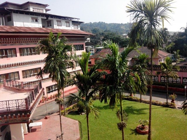 Hotel Druk at Phuentsholing