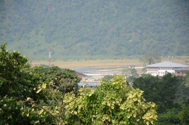 View of River Torsha