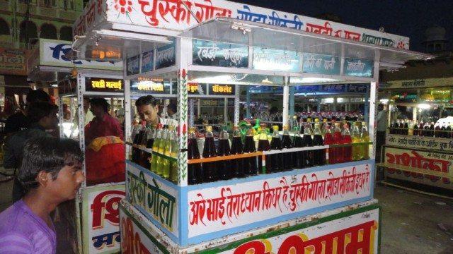 Chuski stalls