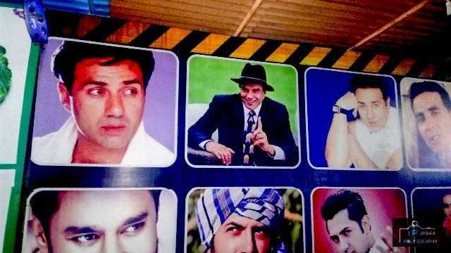 A hall of fame of film actors having Punjabi origin