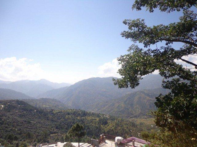 पर्वतीय घाटियाँ