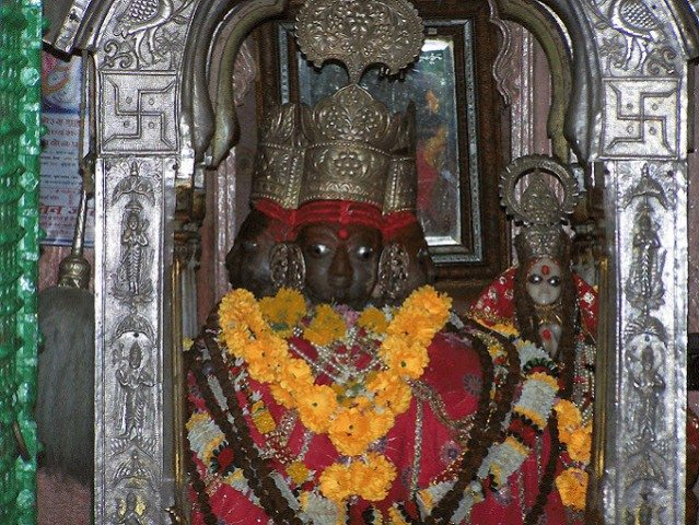 Idol of Lord Brahma