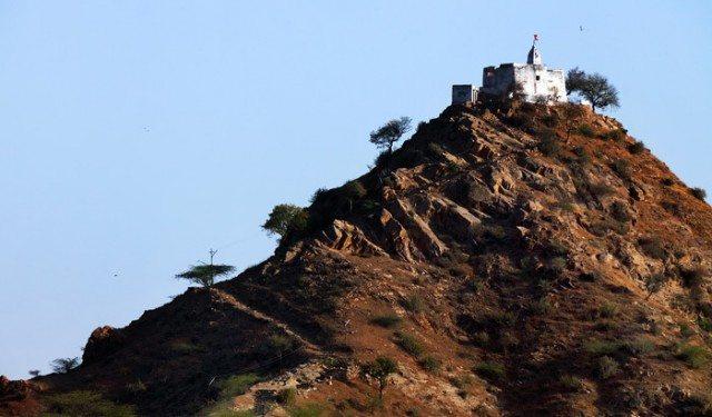 Goddess Savitri Temple