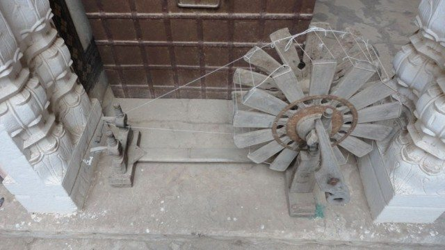 Humble Spinning wheels