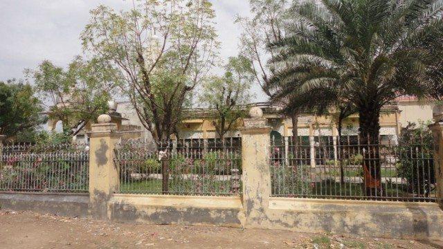 Sati chhatris