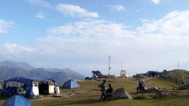 त्रिउण्ड: आकर्षक पर्वतारोहण क्षेत्र