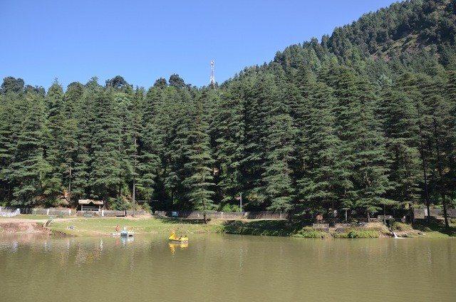 Dal Lake, Mcleod Ganj