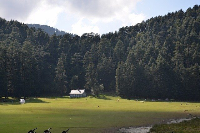 Khajjier, the Switzerland of India