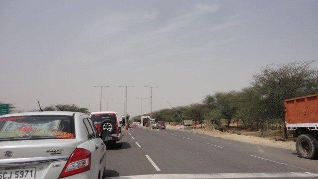Laxmangarh-Salasar Toll booth