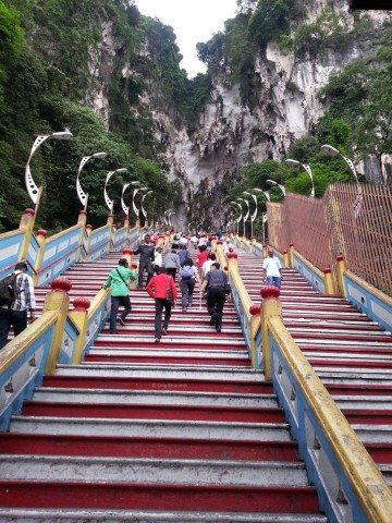 272 stairs to the top