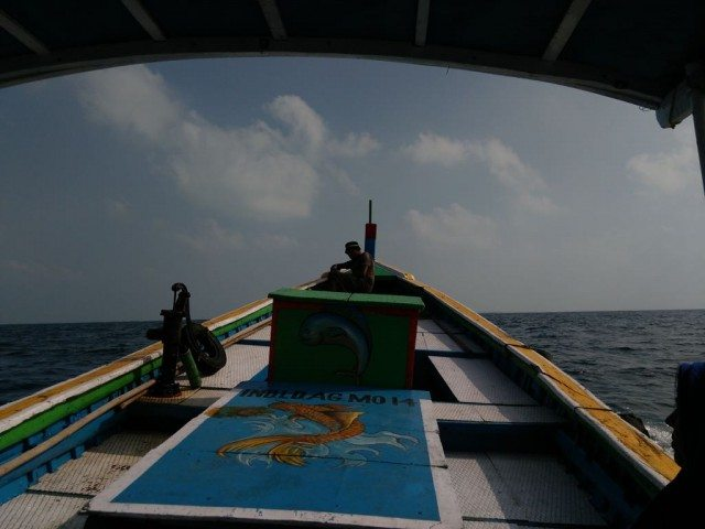 Agatti to Bangaram Boat Ride