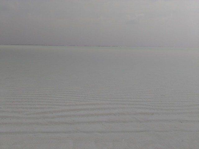 Thinakara Beach cum desert