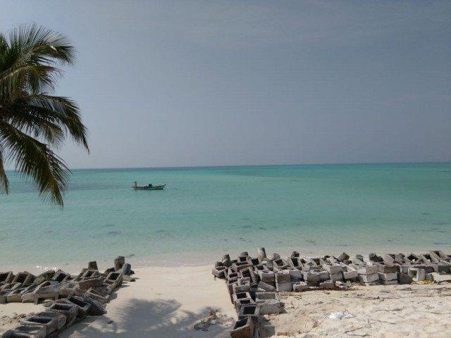 Agatti Beach 1