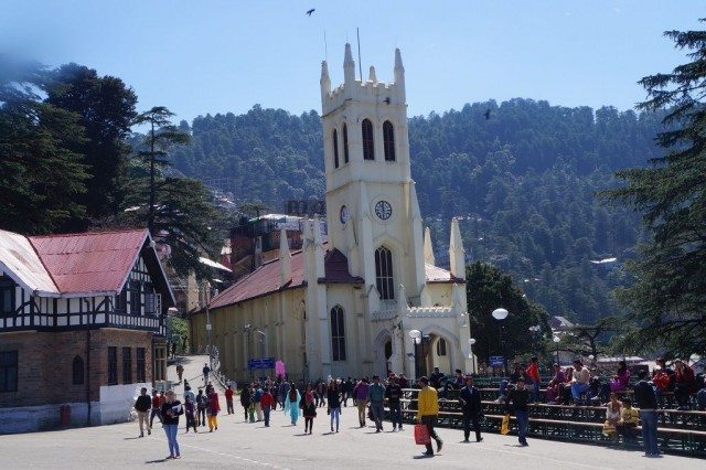 Church - Shimla