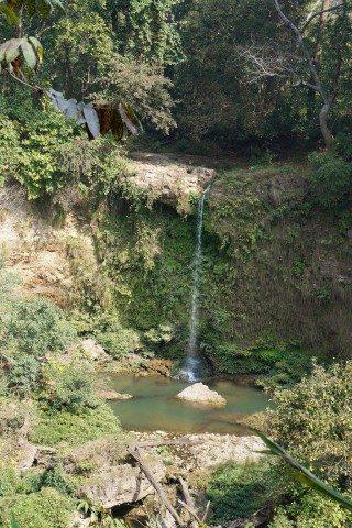 The Corbett Falls