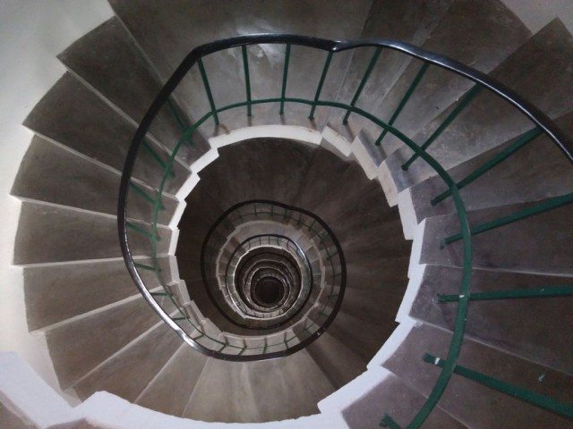 Staircase at Light House