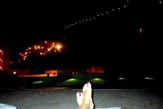 Chilling at Night