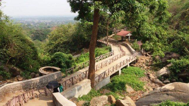 Way to Pancholingeshwar