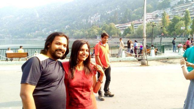 At Nainital