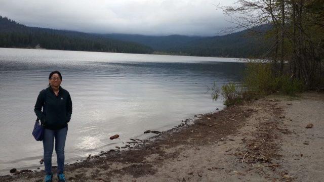 Lake Sisikyo- Embracing the serenity