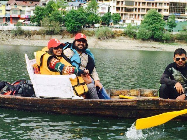 Naini Lake Boating