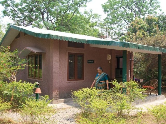 Our jungle cottage