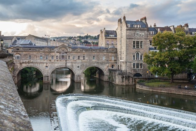 Pulteney Bridge (PC: Wiki)