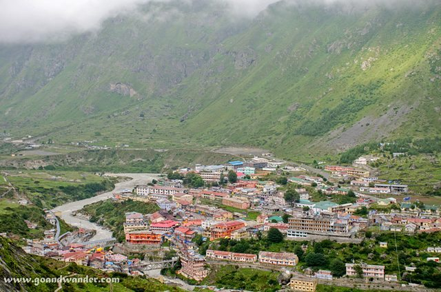 Badrinath Valley