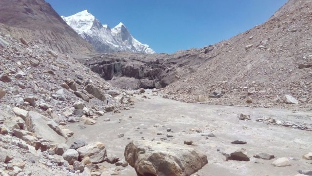 Gaumukh-Origin of River Ganges