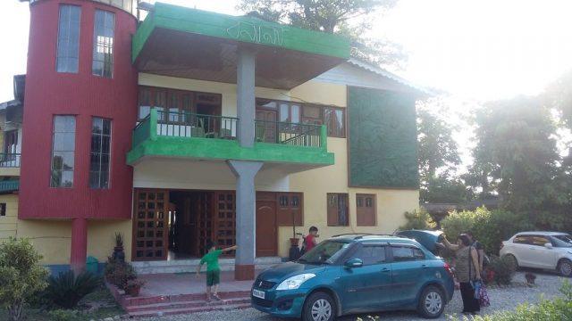 Banani Resort at Murti