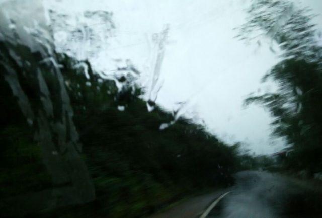 Heavy rain on the way