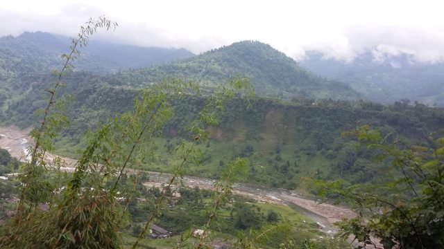 Jhalong View Point