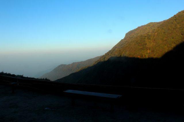 Dawn in Zuluk